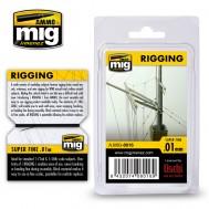 RIGGING – FINE 0.01 MM