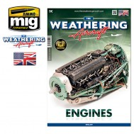THE WEATHERING AIRCRAFT ISSUE 3 ENGINES (ENGLISH)