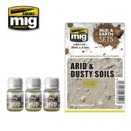 ARID & DUSTY SOILS