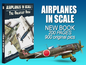 Airplanes in scale