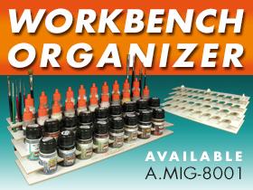 New Workbench Organizer