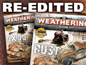 The Weathering Magazine Issue 1. Rust. Reedited