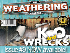 The Weathering Magazine Issue 9. K.O. & Wrecks